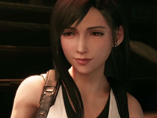 What Tetsuya Nomura Actually Said About Tifa's Breasts In The Final Fantasy 7 Remake