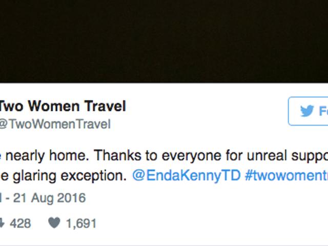 वुमन लाइव एक कानूनी गर्भपात प्राप्त करने के लिए आयरलैंड से इंग्लैंड तक की यात्रा का ट्वीट करती है