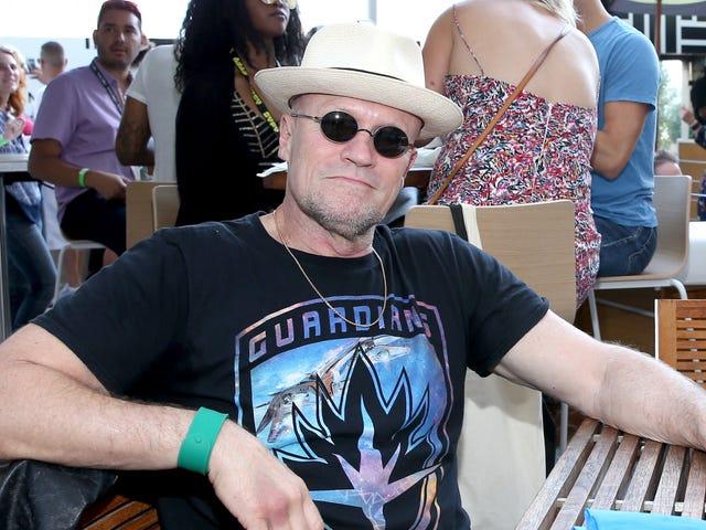 Michael Rooker til at spille en fyr ved navn Buddy i Fast And Furious 9