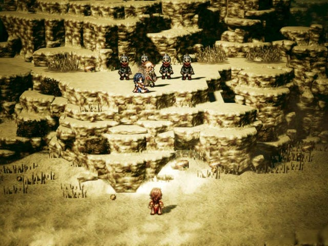 Octopath Traveler's Switch DemoIs A Blast Of JRPG Goodness