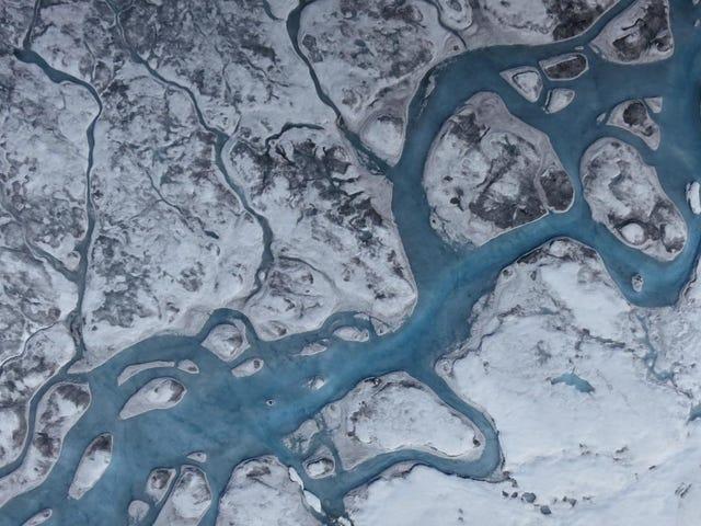Η περίεργη αιτία της Γροιλανδίας καθίσταται σκοτεινότερη κάθε χρόνο