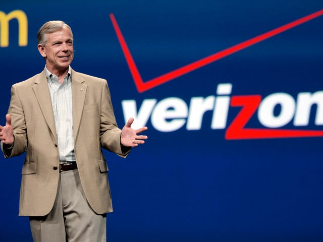 Verizon to Turn AOL and Yahoo Into Some Kind of Weird Cult or Something
