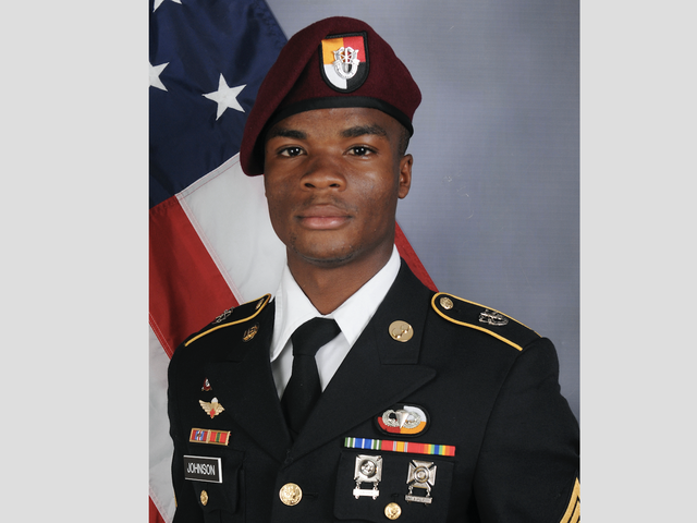 Sgt. La David Johnson, Soldier Killed in Niger, Was Bound and Executed: Report