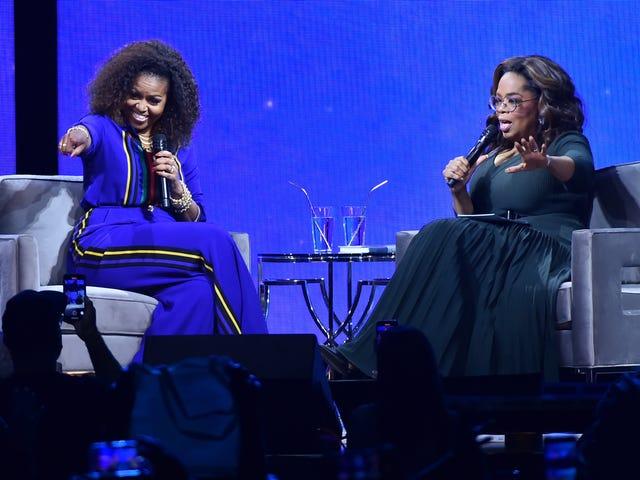 """""""Das Haus hat uns nicht definiert"""": Michelle Obama spricht über das Leben nach dem Weißen Haus;  Sie redet auch über sich selbst"""