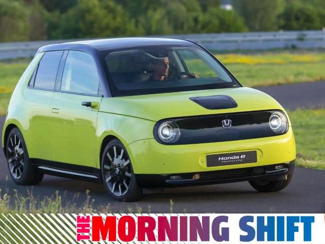 Honda Modüler Elektrikli Araba Platformu Tasarlıyor