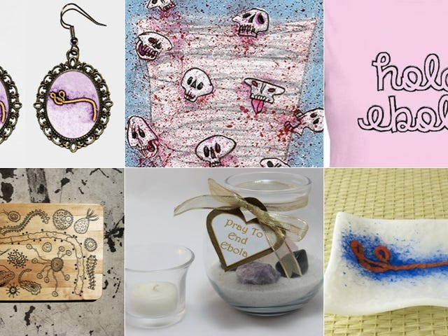 Put a Virus On It: The Many Confusing Ebola Crafts of Etsy