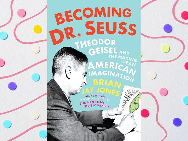 Questa biografia del Dr. Seuss non è solo agiografia
