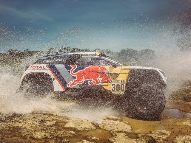 How To Follow The Race No One's Ever Meant To Finish, The Dakar Rally