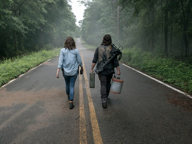 In one of its better episodes, <i>The Walking Dead</i> makes the case for a reckoning