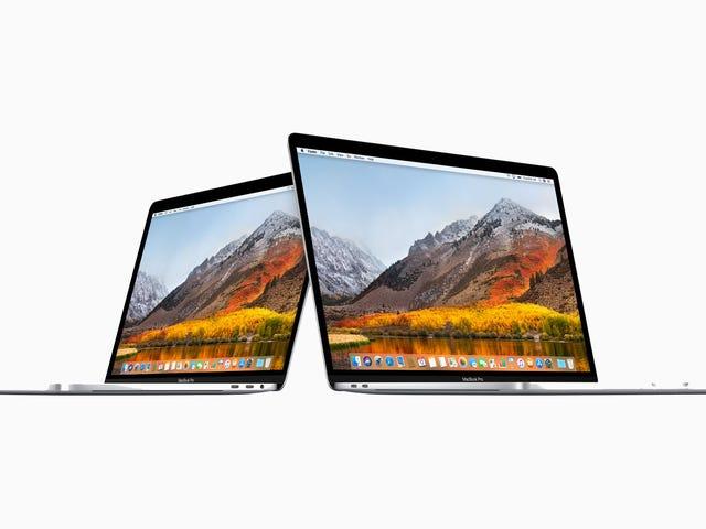 苹果可能最终修复了MacBook Pro键盘