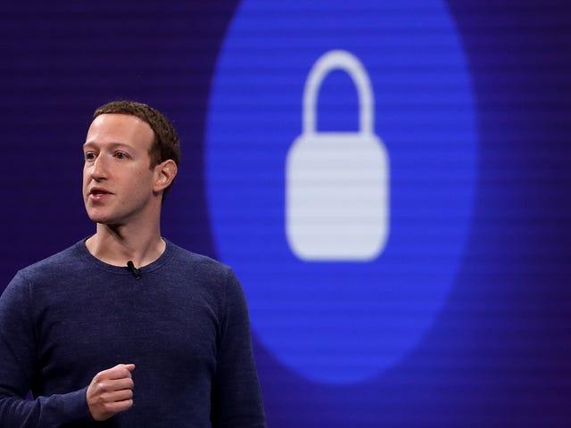 Facebook lagret hundrevis av millioner passord tilgjengelig i vanlig tekst for år