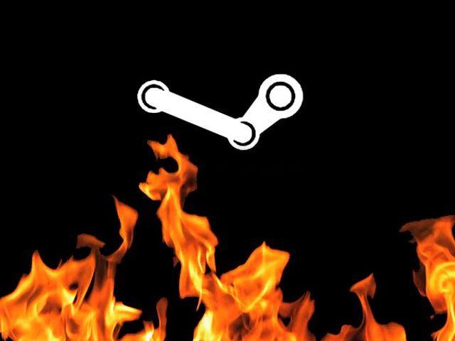 Med Epic's Store Undervejs, er Steam Endelig Feeling The Heat