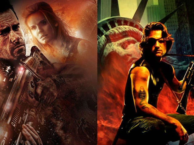A French Court Has Officially Deemed Luc Besson's Lockout a Rip-Off of Escape From New York