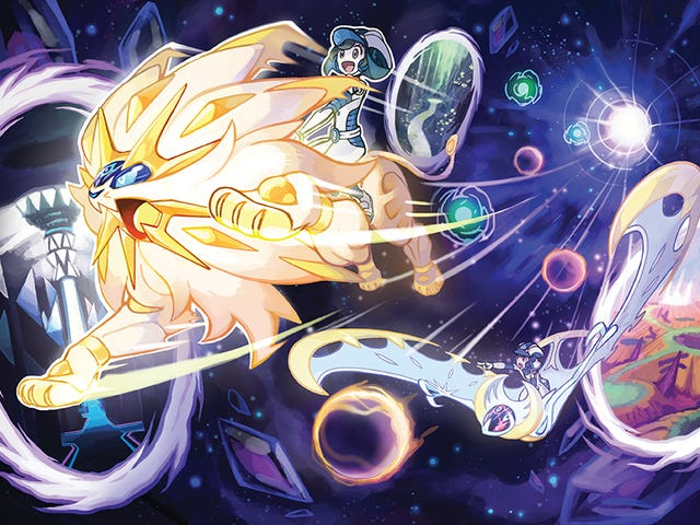 14 Things That Are New In UltraPokémonSun and Moon