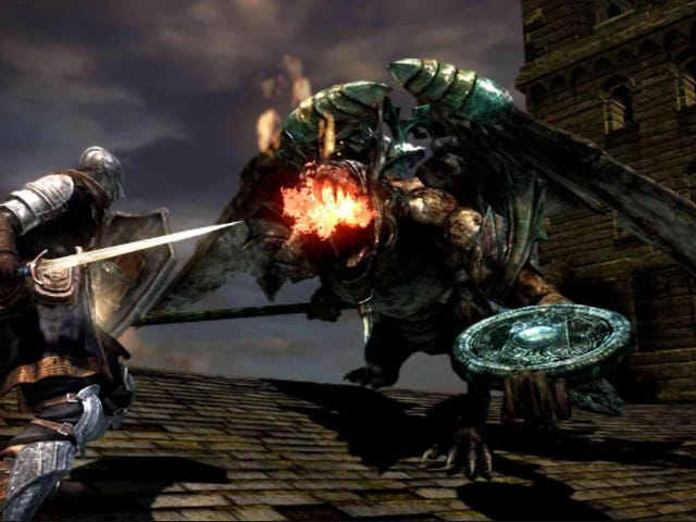 Dark Souls Remastered Announced, Coming To The Switch