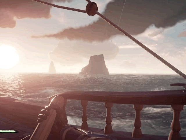 <i>Sea of Thieves</i>' New Update Finally Makes Things Feel Dangerous