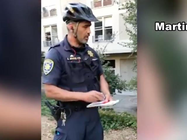 UC Berkeley afferma che indagherà sui video virali dell'ufficiale di polizia che ha preso i soldi dal venditore di hot dog