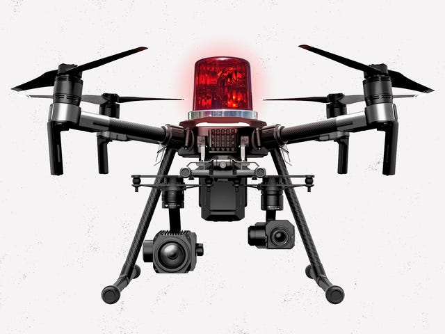 Who Will Police Police Drones?