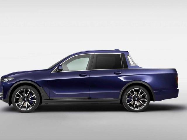 BMW Exec tạo ra một trường hợp tuyệt vời cho một chiếc xe tải điện mà họ sẽ không bao giờ chế tạo