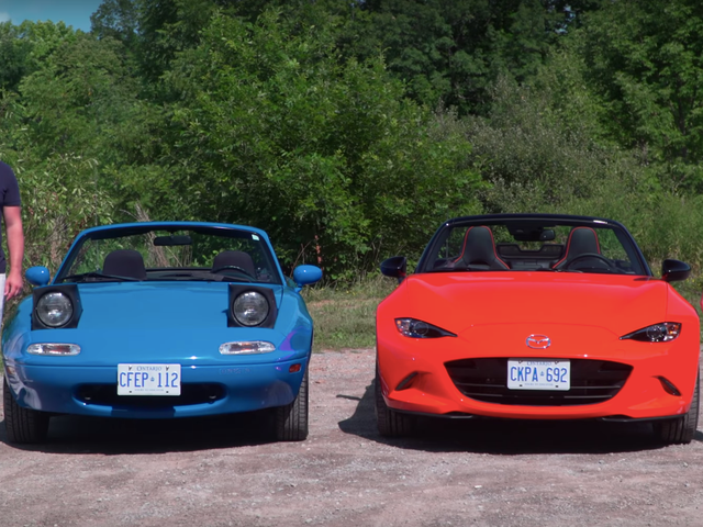 Your Guide To Every Special Edition Mazda Miata Ever Sold In