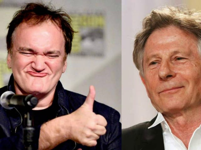 Here's Audio of Quentin Tarantino Defending Roman Polanski: 13-Year-Old Girl 'Wanted to Have It'