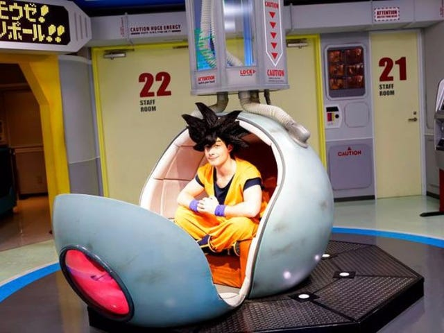 Anime Cosplay Made Easy In Tokyo