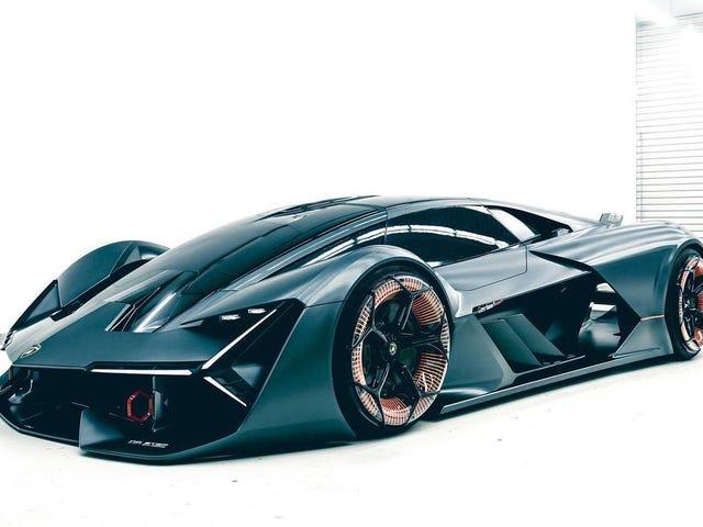 Susunod na Hypercar Will Lamborghini Will Glow In the Dark: Ulat