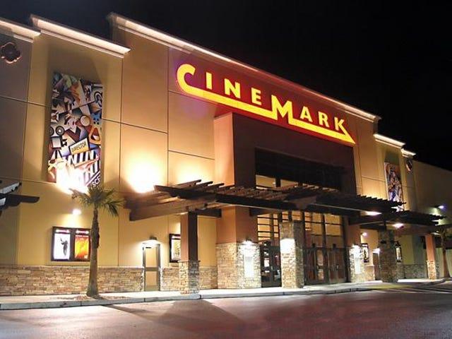 Movie Theater Magic