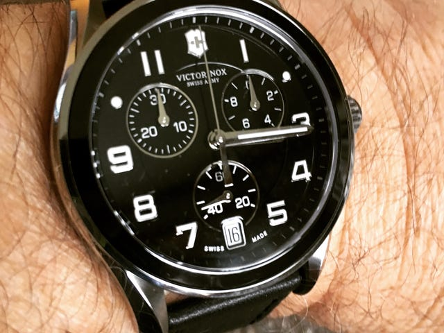 Watchlopnik , double vision