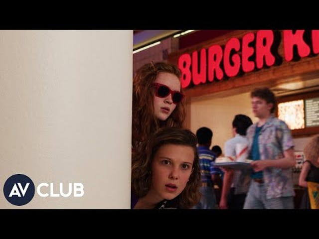 Let's go to the mall: The Stranger Things cast shares their favorite suburban memories