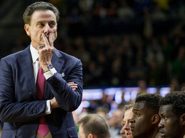 NCAA Orders Louisville To Pay Back Millions In Tournament Money Over Prostitution Scandal