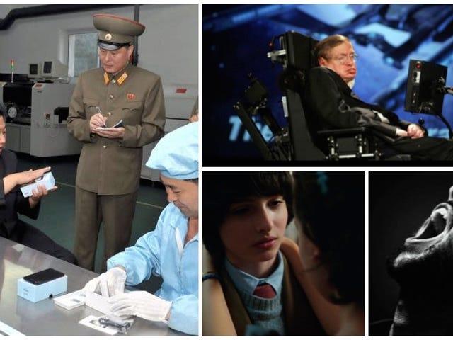La advertencia de Stephen Hawking, el caso más extremo de estreñimiento, el detalle oculto deStranger Things.Lo mejor de la…
