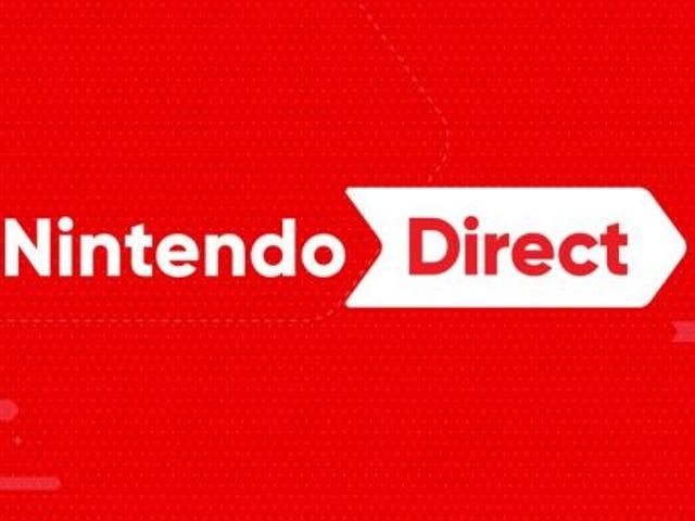 Uno sguardo a tutte le differenze in Nintendo Direct giapponese