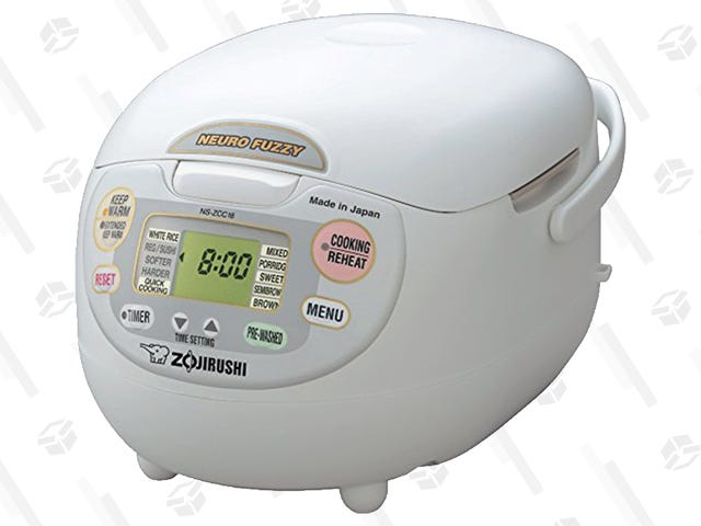 This $153 Rice Cooker Is Suspiciously Smart
