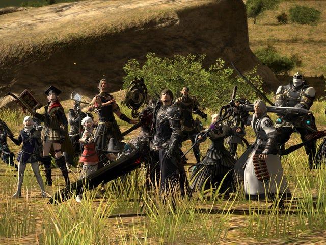 Sony Announces Live-Action Final Fantasy XIV TV Series