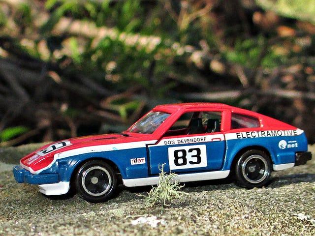 Samurai Sunday: 1982 IMSA Datsun 280ZX Turbo