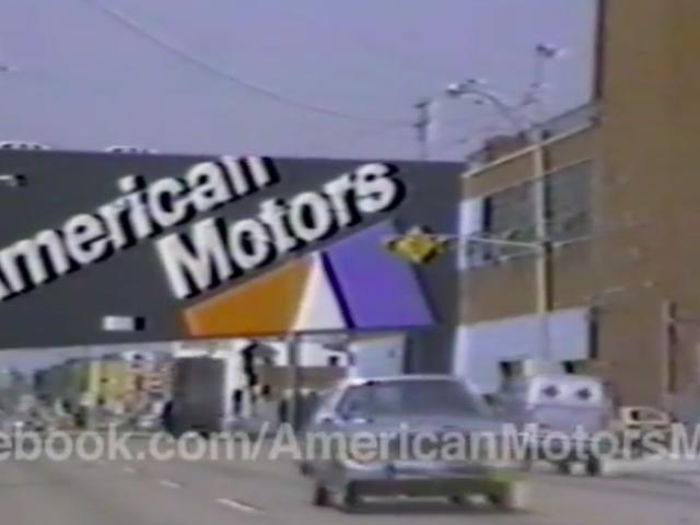 アメリカンモーターズの運命のキノシャ、ウィスコンシン州の工場見学ツアー