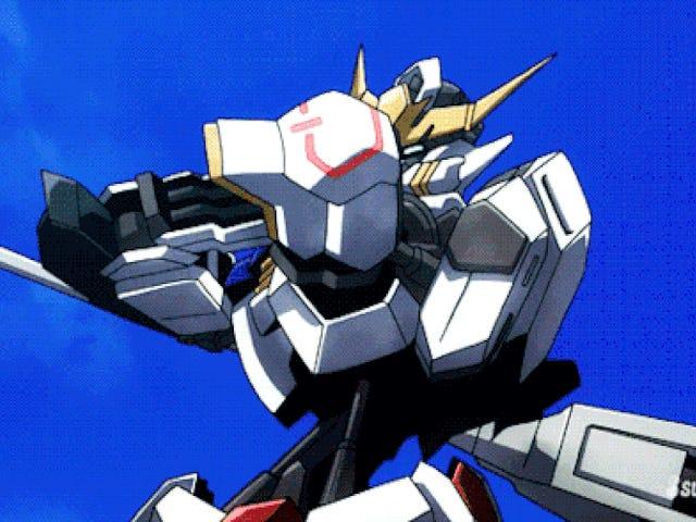 <i>Gundam: Iron-Blooded Orphans</i> враження <i>Gundam: Iron-Blooded Orphans</i> - Епізод 21 <i></i>