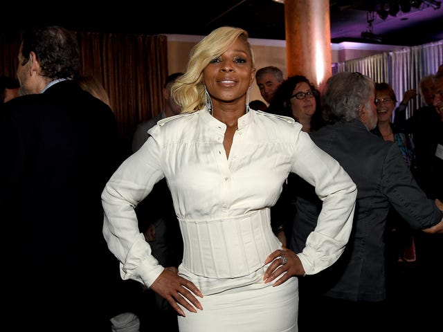 Mary J. Blige Is Probably Not Going to Win That Oscar, but She Has Already Won Enough (Still Hate You, Though, Kendu)