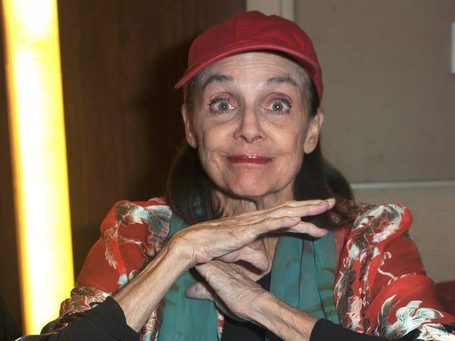 RIP Valerie Harper, Rhodan ja Valerien tähti