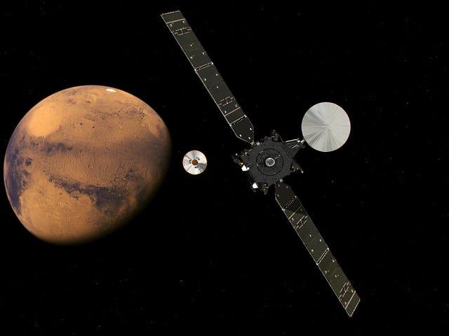 Xem một Phái đoàn Khoa học Mới Khởi công Blast Off For Mars