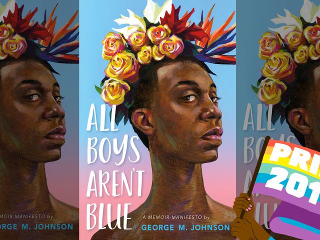 All Boys Aren't Blue: Ein Black Queer Man schreibt über Black Queer Life für Black Queer Kids