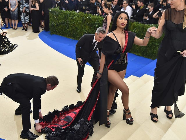 Tonight's the Night: Are You Ready for the Met Gala?