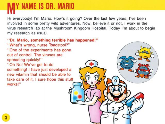 Çarpık Borular: Mario ne zaman Dr. Mario oldu?