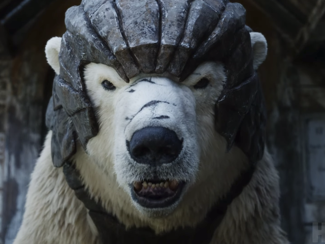 Lies (and kickass armored polar bears) abound in the first full trailer for HBO's His Dark Materials