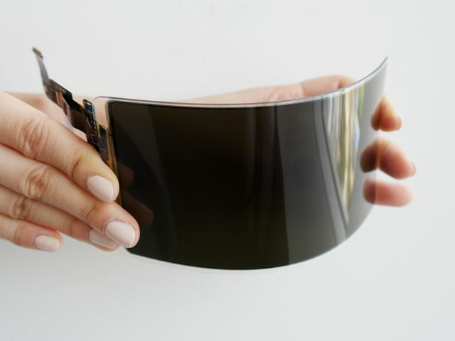 I Can't Wait to Break Samsung's First 'Unbreakable' Display