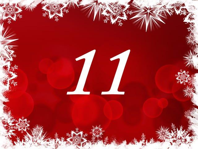 The TAY Advent Calendar: Day 11