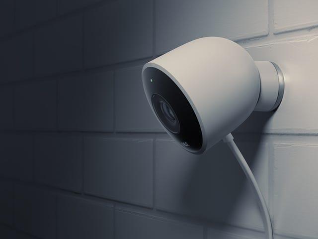 Comment donner à Ring et Nest le démarrage et configurer votre propre caméra de sécurité à domicile
