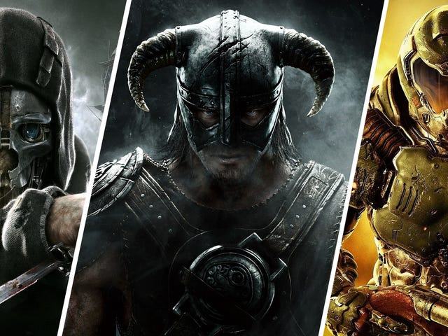 Let Out One Last Fus Ro Dah for the Bethesda Game Franchises You Can Still Play on PS4—For Now