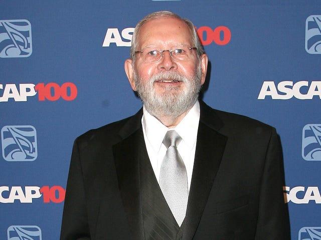 Долгосрочный композитор Альф Клаузен был уволен из <i>The Simpsons</i> <em></em>